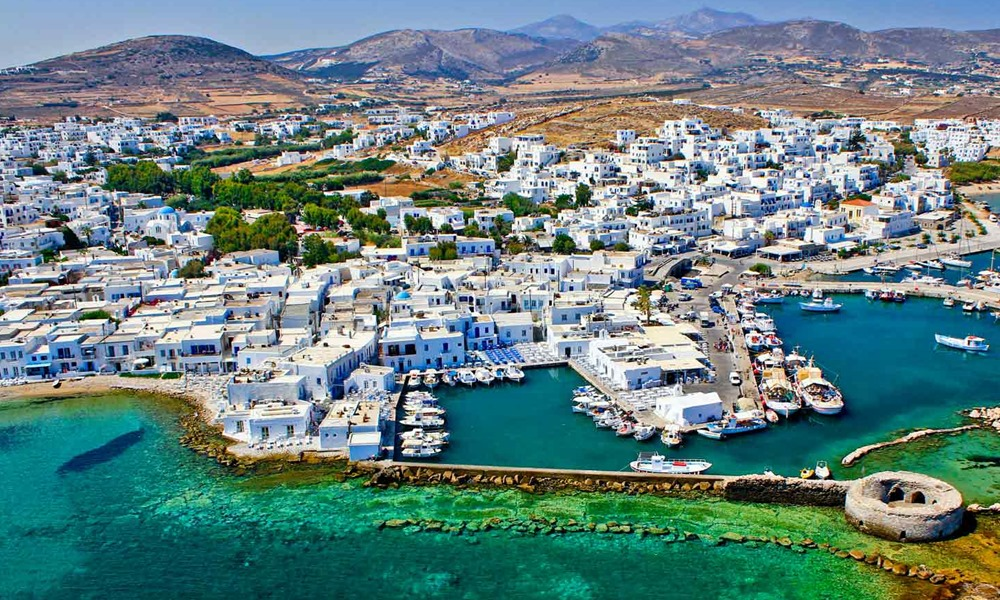 Paros Kite Pro Center